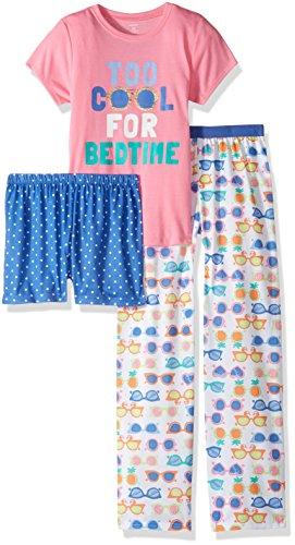 Carters Girls Piece Cool Bedtime