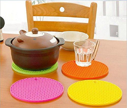 Amazon.com: Drhob Kitchen New Durable Silicone Pad Kitchen Tool ...