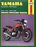 Yamaha XJ650 & 750 '80'84 (Haynes Repair Manuals)