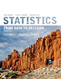 Watkins Statistics Preview, 2nd Edition, Watkins, 0470650974