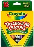 Crayola 16ct Triangular Crayons