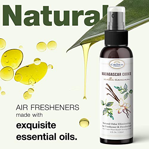 Natural Bathroom Spray Odor Eliminator Using Essential ...