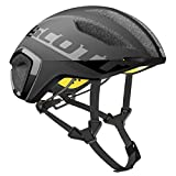Scott Cadence PLUS Bike Helmet – Black Large Review