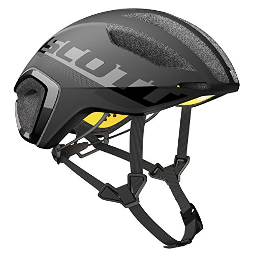 Scott Cadence PLUS Bike Helmet – Black Large