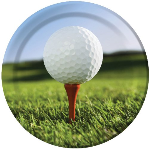 Creative Converting Golf 9