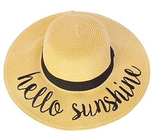 741149bd5 Amazon.com: Sun Hat - Aloha Beaches: Handmade
