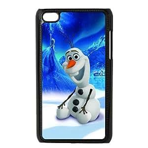 iPod Touch 4 Case Black Olaf VIU084807