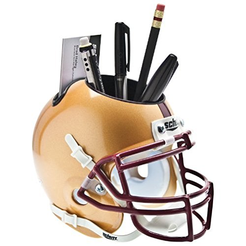 Boston College Football Helmet (NCAA Boston College Eagles Mini Helmet Desk Caddy)