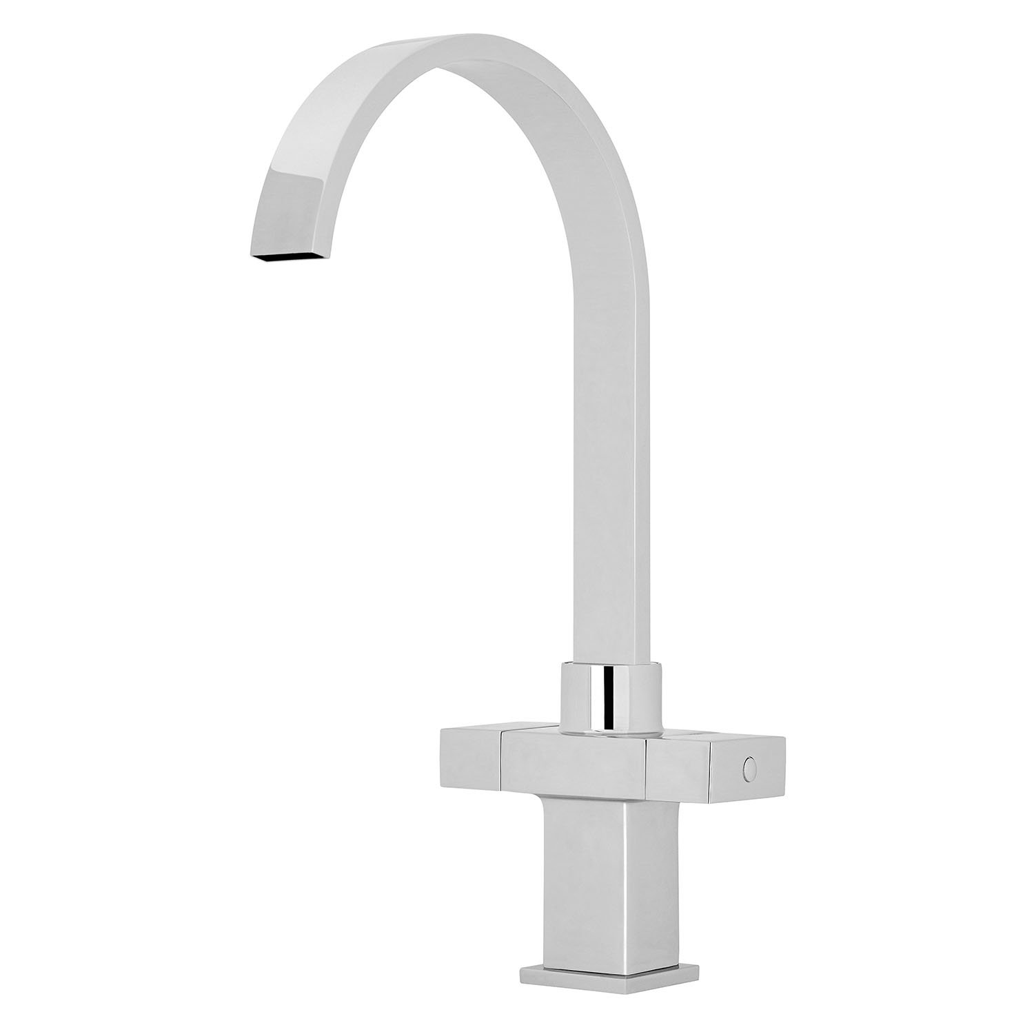 Premier KB324 Kitchen Tap, Silver