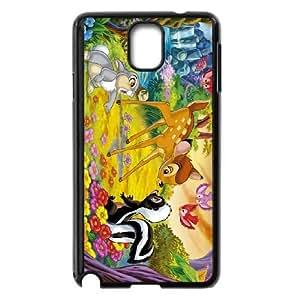 Bambi Samsung Galaxy Note 3 Cell Phone Case Black JNC7377K
