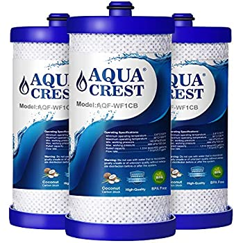 2X Refrigerator Water Filter for White Westinghouse WWSS2601KW6