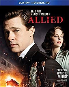Cover Image for 'Allied [BD/Digital HD Combo]'