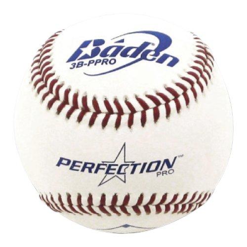 (Baden 3B-PPRO NFHS Perfection Baseballs - 1 Dozen)