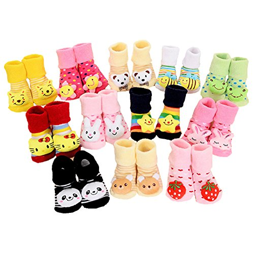 gemini-fairy-newborn-fall-and-winter-warm-socks-gift-set-5-pack-for-baby-girl-0-6-month
