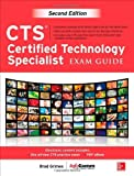 img - for CTS Certified Technology Specialist Exam Guide, Second Edition by Grimes, Brad, International, InfoComm 2nd (second) (2013) CD-ROM book / textbook / text book