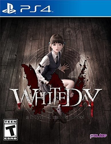 White Day: A Labyrinth Named School - PlayStation 4 ()