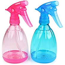 ChefLand 12 Ounce Empty Spray Bottle, Pack of 2, Assorted Colors