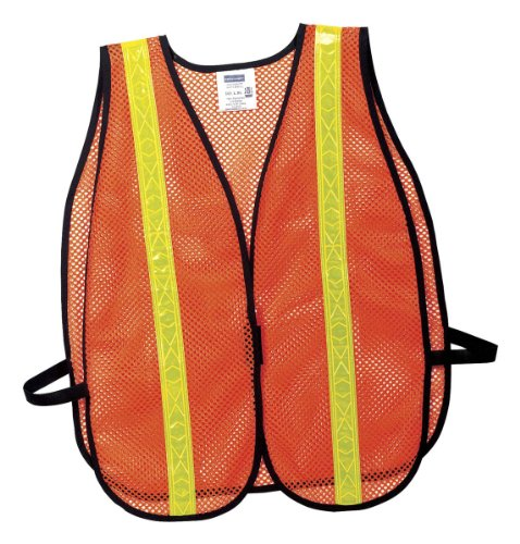 (Enhanced Mesh High Visibility Port Authority Vest-SV01-SV06 (2/3XL, Safety Orange))