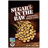 Sugar In The Raw Cubes 17.6-ounce, 12 Count