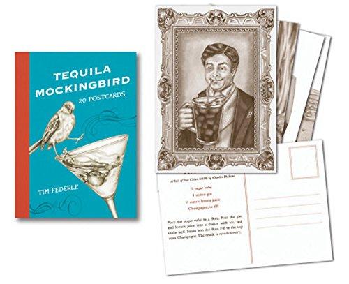 Tequila Mockingbird: 20 Postcards by Tim Federle