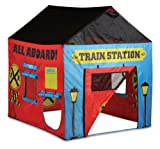 Pacific Play Train Station Tent, Outdoor Stuffs