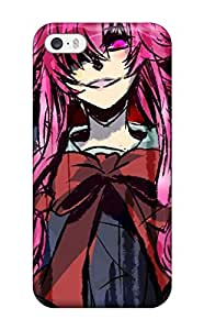 Shock-dirt Proof Mirai Nikki Case Cover For Iphone 5/5s