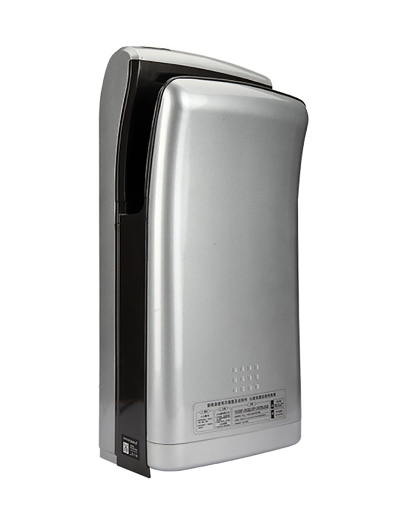 Interhasa! Premium Quality High Speed Automatic Electric Commercial Hand Dryer, Grey