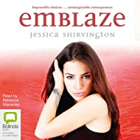 Emblaze: Violet Eden Chapters, Book 3