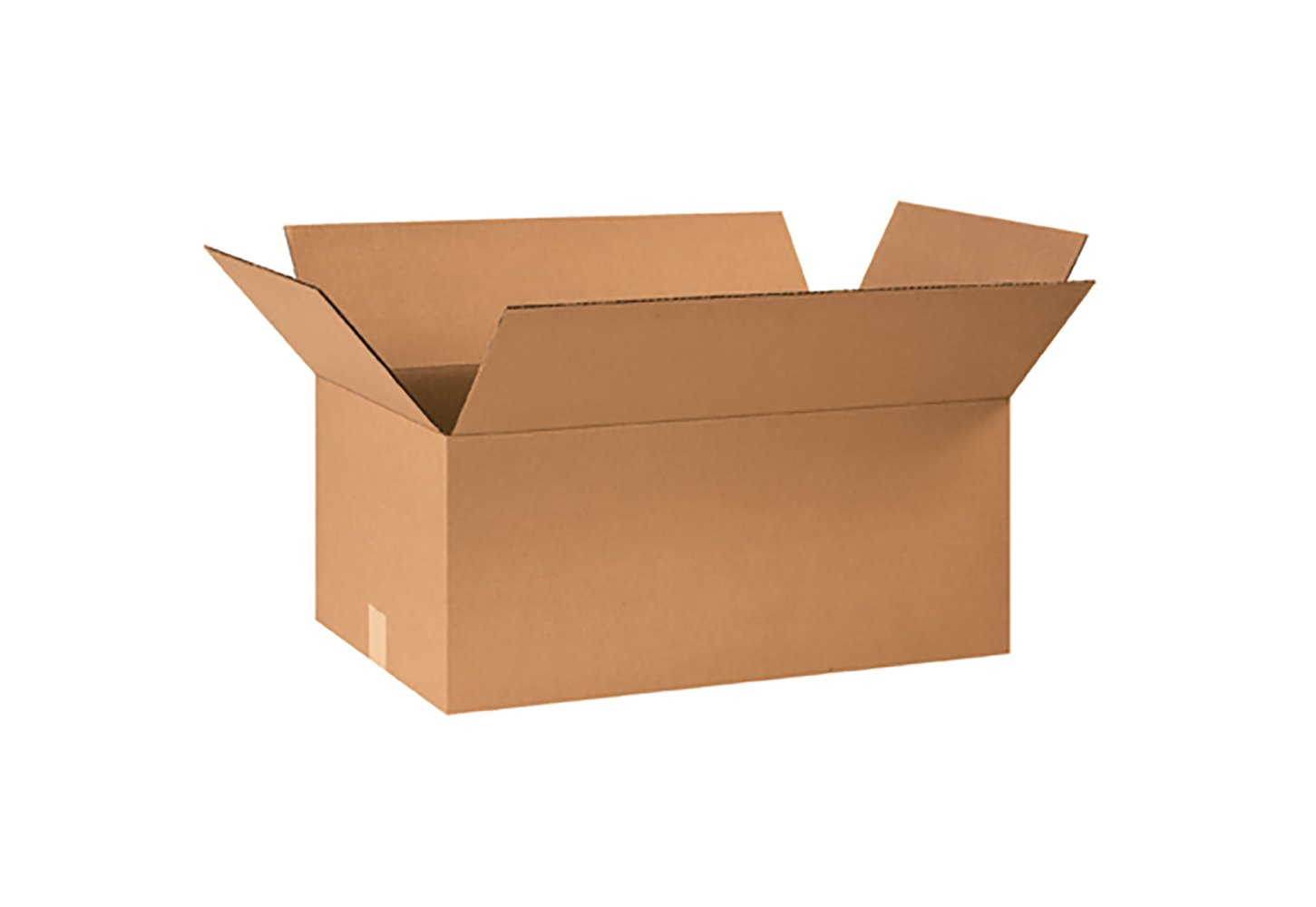 24 Length RetailSource B241510CB20 Corrugated Box 10 Height 15 Width Brown Pack of 20