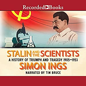 Stalin and the Scientists Audiobook