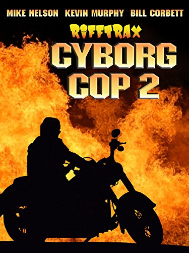 Apart Leather Jacket - RiffTrax: Cyborg Cop 2