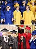 GraduatePro Matte Kindergarten Graduation Cap and