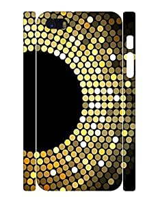 Fantastic Collection Mobile Phone Case With Sparkling Polka Dots Design Drop Proof Case Cover for Iphone 5 5s