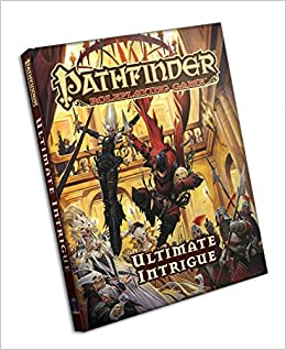 Pathfinder Roleplaying Game: Ultimate Intrigue: Jason