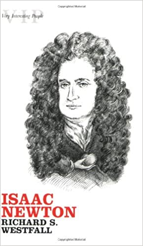 Book Isaac Newton (Very Interesting People)