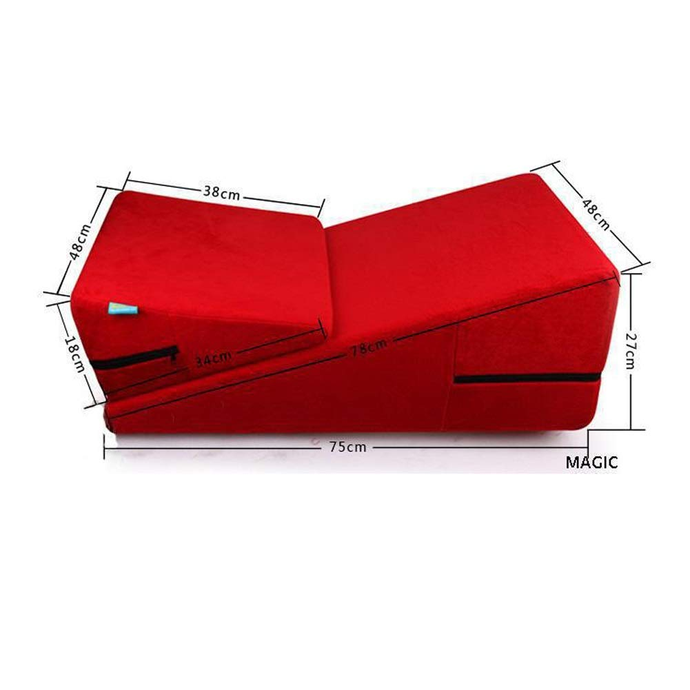 BUBUBING-SO Combo Adventure Wedge//Rampa Rojo S190223