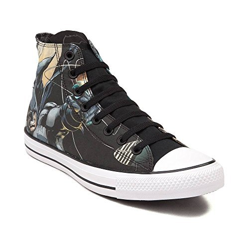 Converse Chuck Taylor All Star Hi Suicide Squad Sneaker (Mens 6/Womens 8, -