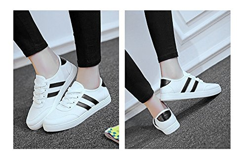 Dearwyw Kvinna Bomull Två Rader Casual Mode Sneaker