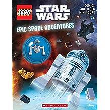 Lego Star Wars: Epic Space Adventure (Activity Book #1)