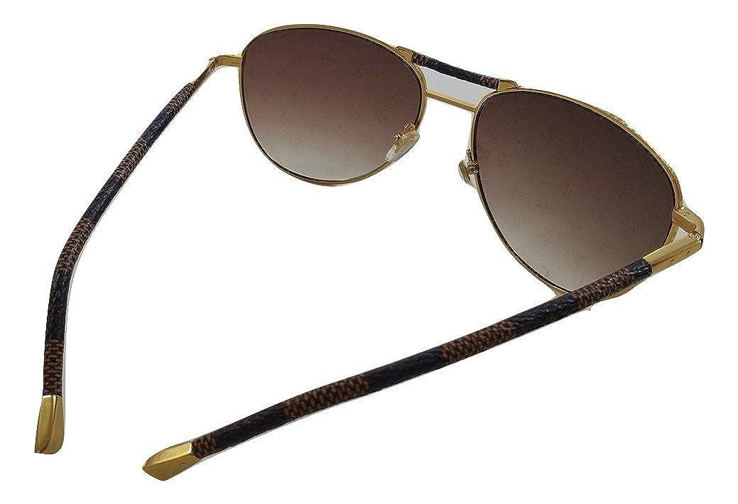 Louis Vuitton - Gafas de sol - para mujer Dorado dorado ...