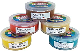 product image for Mary's Natural Softdough Stack- Candy Store Scents, Set of 5