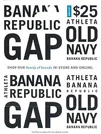 Gap Options (Multibrand) Gift Card