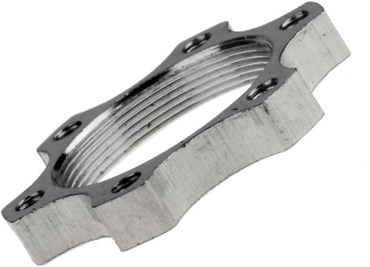 Aluminium Fahrrad 6-Loch Center Lock Scheibenbremse Adapter