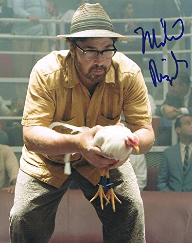 MICHAEL RISPOLI - The Rum Date-book AUTOGRAPH Signed 8x10 Photo