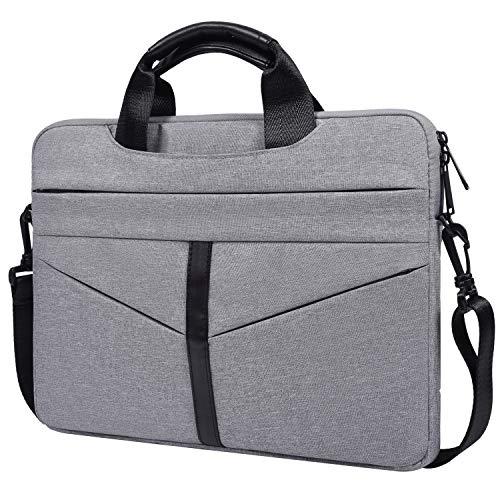 CaseBuy 15.6 Inch Premium Laptop Shoulder Bag, Waterproof La