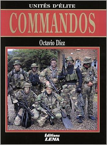 Livre gratuits en ligne Commandos pdf, epub
