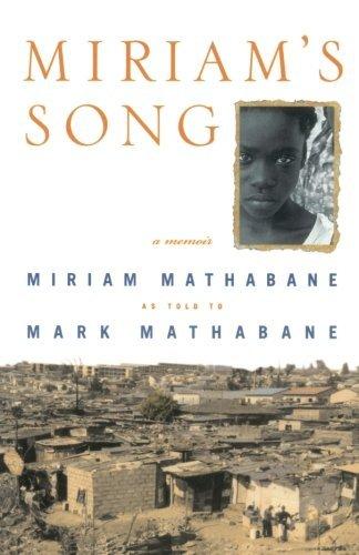 Miriam's Song: A Memoir