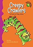 img - for Creepy Crawlers: A Book of Bug Jokes (Read-It! Joke Books-Supercharged!) book / textbook / text book