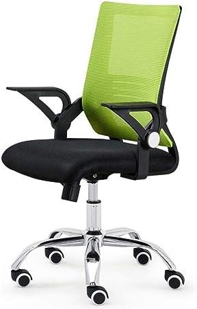 YDHYYDQCFJL Chaise De Bureau Ajustable Chaise Respirante