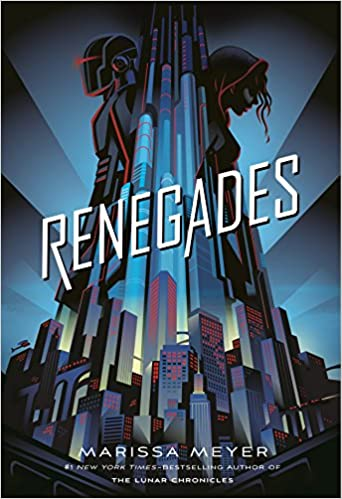 Image result for renegades marissa meyer